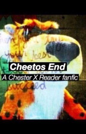 Cheetos End Chester The Cheetah X Reader Cheetos End Wattpad