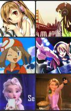 Imagenes De #Anime y #Disney by julissahernande1725
