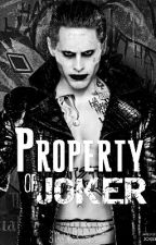 Property of Joker by jokershoe