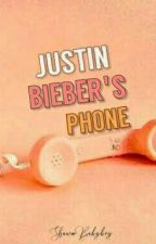 Justin Bieber's Phone. by ShawnBabyboy