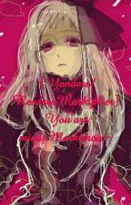 {Yandere!ReaderxMarkiplier}You are mine..Markimoo~ by OtakuChanAkaCat