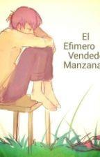El Efímero Vendedor De Manzanas by yitan9527