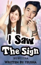 I SAW THE SIGN by yeusha