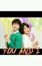 you and I by fillianfadilla