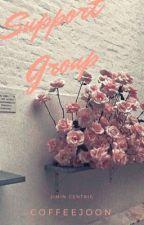 Support Group [p.jm + bts] by strawberryjoonie