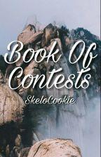 Book Of Contests by SkeloCookie