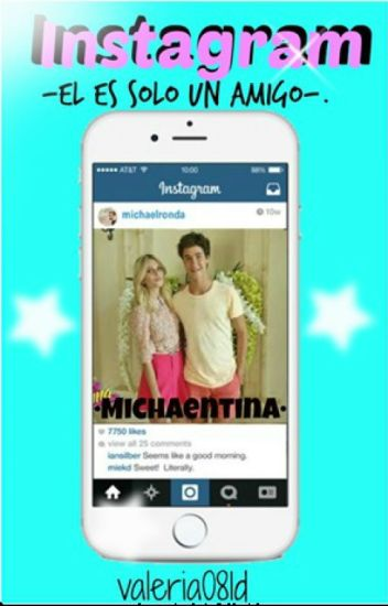 Instagram - Michaentina (Actualizaciones lentas)