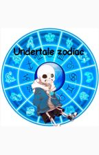 Undertale zodiac by moonlight_theshipper