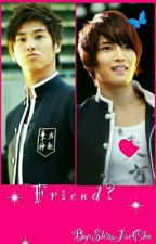 Friend? by ShimJaeCho