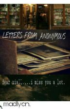 Letters from anonymous by madleyn