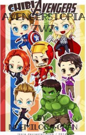 AvengersTopia 7w7 by NoemiLoca-Chan