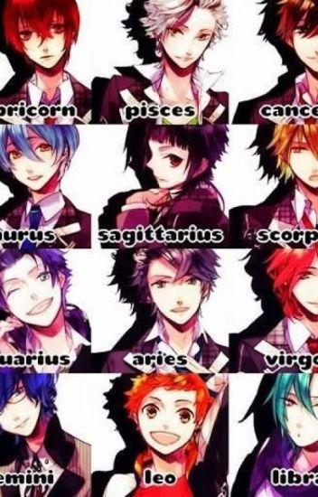 Anime Characters Zodiac Signs Libra : Anime characters their zodiac signs diorouqe wattpad