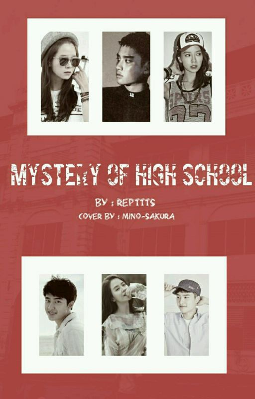 Mystery Of Highschool by repttts