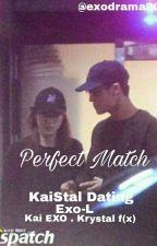 Perfect Match by exodrama9006