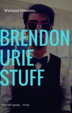 Brendon Urie Stuff by furriefriends
