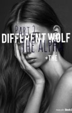Different wolf {the alpha 2}  = voltooid ✔️ by AntheHemerijckx