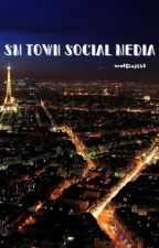 SM Town Social Media by azrazee