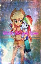 Little did you know (appledash) by Rainbowmanedpony