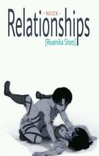 Relationships. [Rivamika Shots] by -Niick-