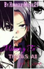 Misono y Tu ~ Thanks All Of Love † SerVamp † by HanasakiMizuki27