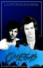 Clan of Omegas | Larry Stylinson | A/B/O | M-Preg by Ladyofdarkness6