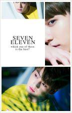 7ELEVEN | jjk by oxyjeon_