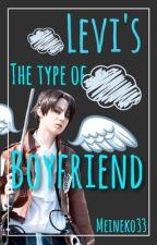 Levi's The Type Of Boyfriend by Meineko33