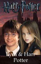 Lyra & Harry Potter by Mondlichtstern03