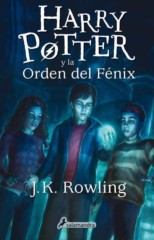 Harry Potter y la orden del fenix by rosedi_