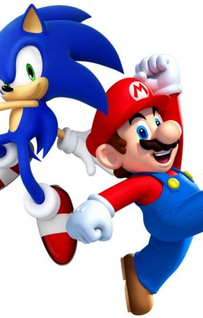 Mario And Sonic Advents In The Mushroom Kingdom Sonic And Tails World S Wattpad