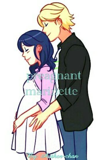 pregnant marinette