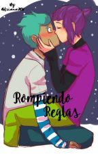 Rompiendo Reglas | Bon x Bonnie | FNAFHS | Lemon by AdrianaJFV