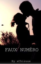 Faux Numéro. [ CASTIEL ] by xChizuux