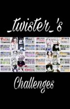 CHALLENGES  by _twister_