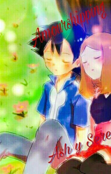 Amourshipping-Ash y Serena