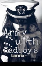 Army With Badboy's  by tannx-