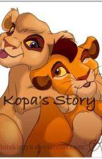 Lone Lion: Kopa's Story (Lion King Fanfiction) by Wolfmoon22