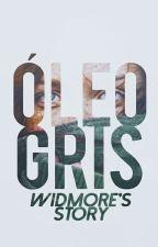 Óleo Gris by SoyLukeWidmore