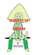 PERIDOT X TU (yandere) by nidy222616