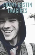 Grant Gustin imagines  by blakes-