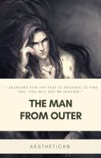 Man From Outer (Book One: Leptoid Chronicles) by aesthetichb
