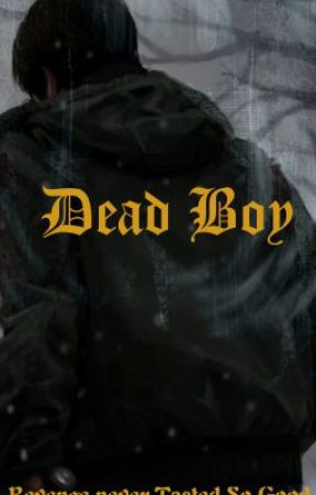 Dead Boy by OhMegaWeirdo