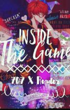 Inside The Game (707 x Reader) by SilverPlan27