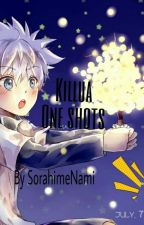 Killua oneshots by Pokiyama