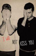 I Will Not Kiss You - Joshler by panicatthefire
