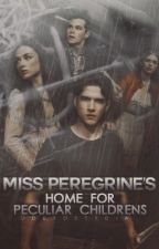 Miss Peregrine's home for peculiar childrens. (Teen Wolf au) by odetostydia_