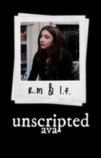 UNSCRIPTED ▹ rucas by rucastopia