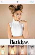 Naekkoe || vkook by -taeggukie