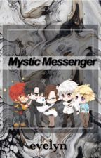 Mystic Messenger Imagines by -burgundycafe