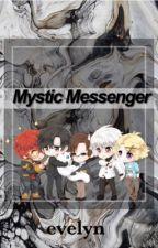 Mystic Messenger Imagines by -burgundycafe